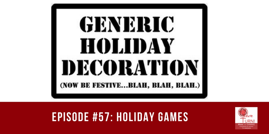 Episode #57: Holiday Games!