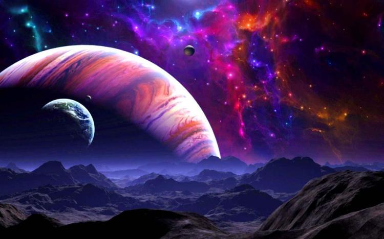 The Wonders and Beauty of Outer Space