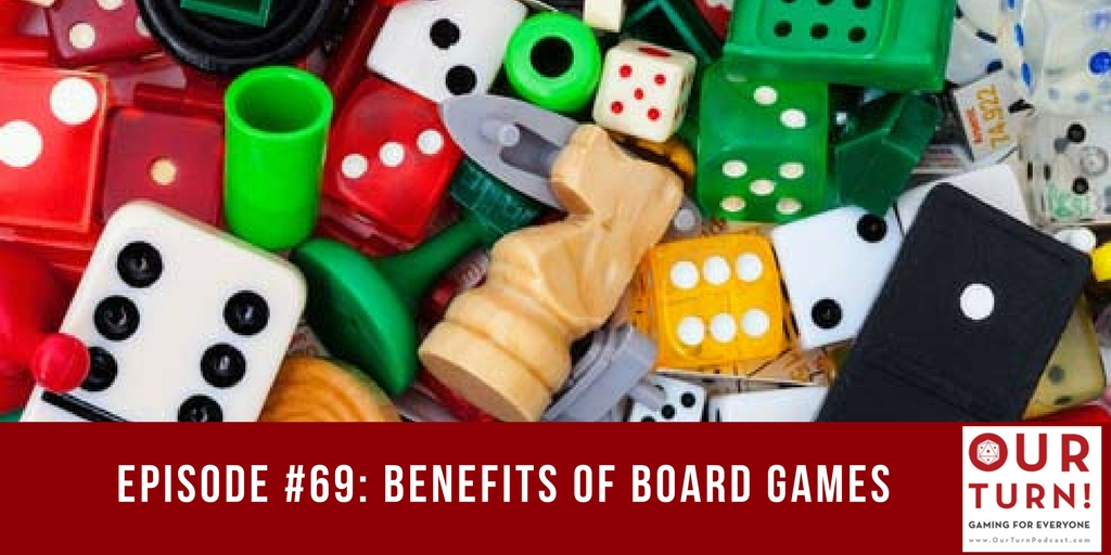 Episode #69: The Benefits of Board Games