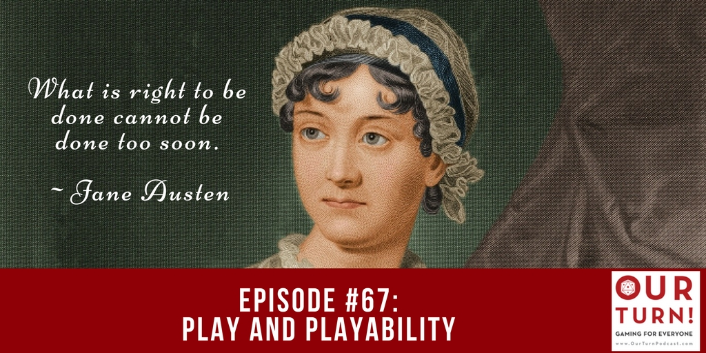 Episode #67: Play and Playability