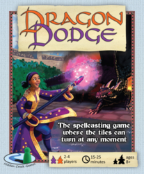 Back Dragon Dodge on Kickstarter!