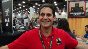 Stephen Buonocore of Stronghold Games
