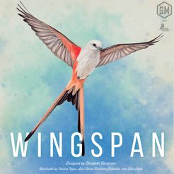 Wingspan box cover art