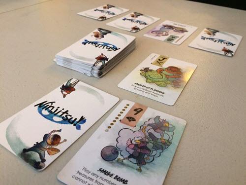 Ninjitsu Cards