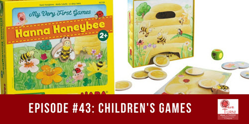 Episode #43: Children's Games