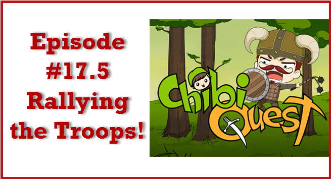 Episode #17.5: Rallying the Troops!