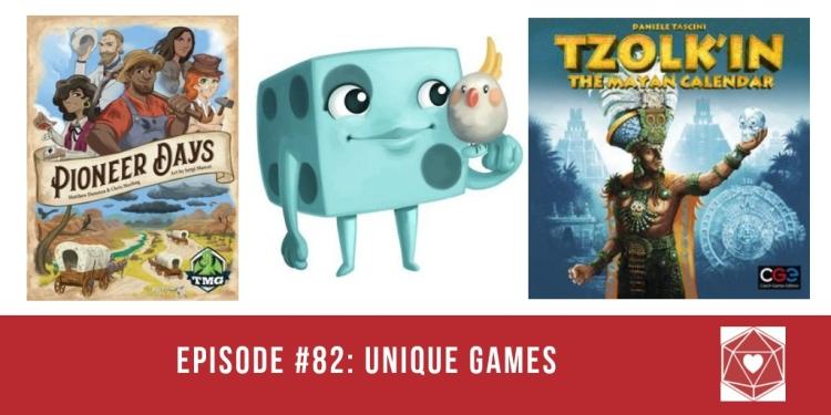 Episode #82: Unique Games