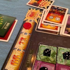 Cathy's Winning Score in Lords of Vegas