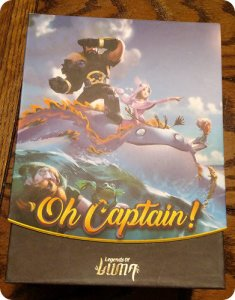 Oh Captain! Box