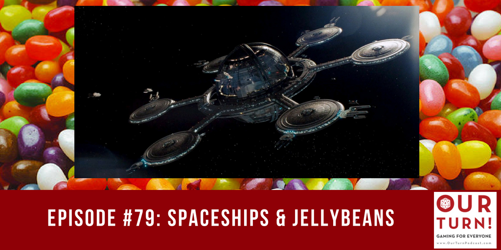 Episode #79: Spaceships & Jellybeans