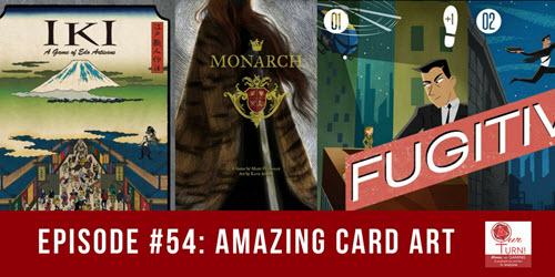 Episode 54: Amazing Card Art