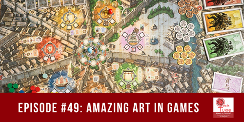 Episode #49: Amazing Art in Games