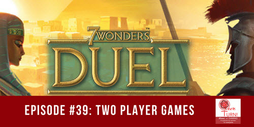 Episode #38: Two Player Games