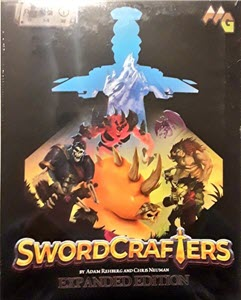 SwordCrafters Box Cover