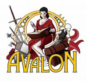 ConQuest Avalon Logo